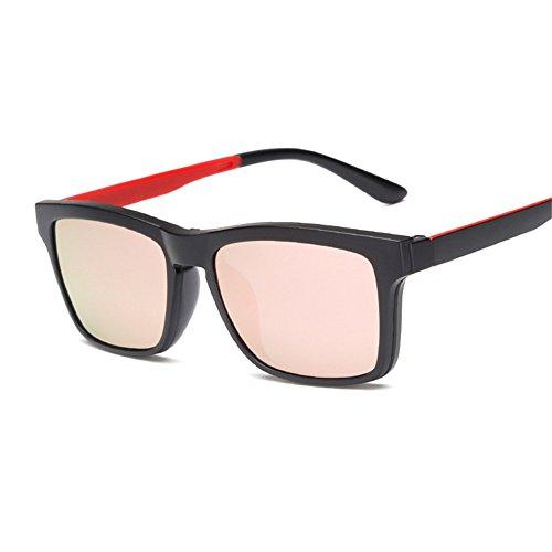 de manera 139 A gafas m de las de ligeras ultra sol NIFG de sol Gafas unisex polarizadas la 44m 147 ZqOpUIH