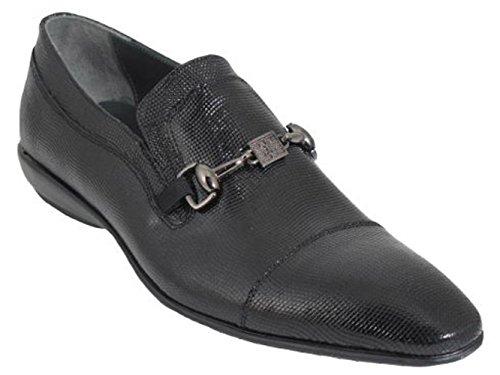 Mens Italian Designer Giovanni Conti 2557, Slip on Dressy/Casual Shoes