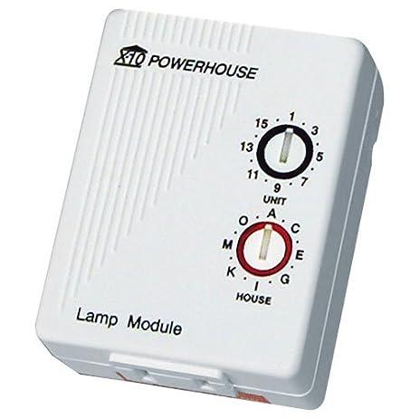 X10 LM465 Lamp Control Module - Video Projector Lamps - Amazon.com