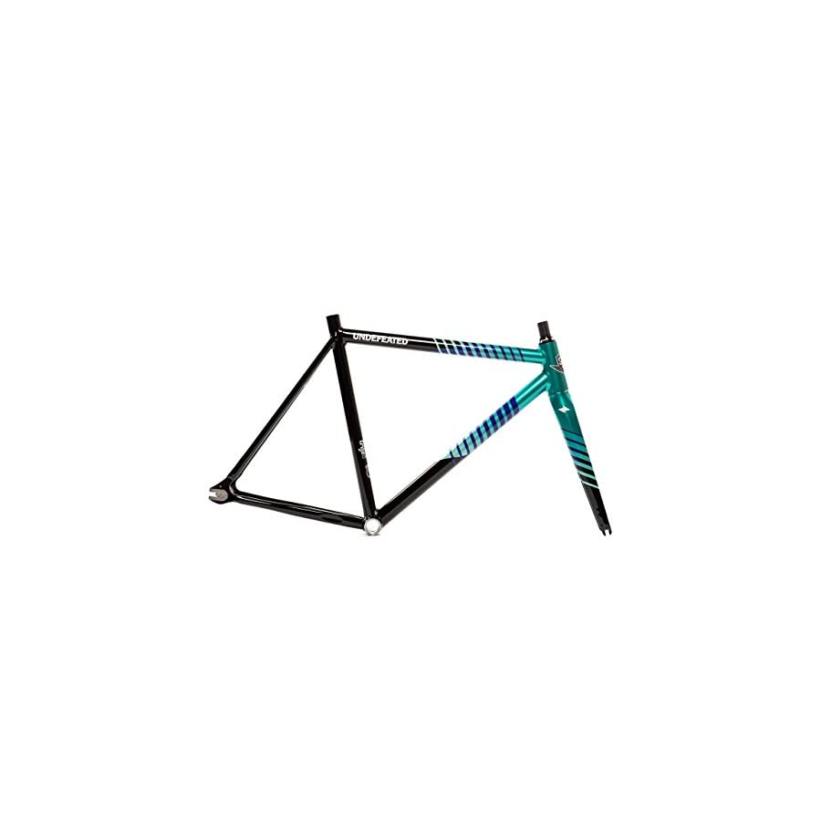 State Bicycle Co The Undefeated II 2016 7005 Fixed Gear Bike Frame Set