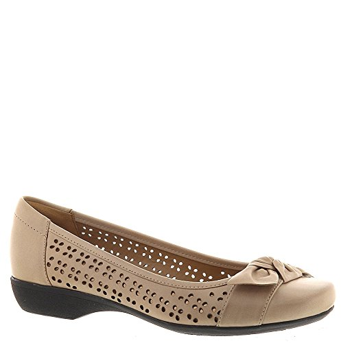 Leather US M Clarks Women's Band 5 Propose Nude 1RX0IH