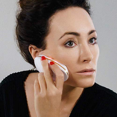 ZIIP Beauty Microcurrent Facial Device - Microcurrent Face Lift Machine For Lifting, Sculpting, and Skin Tightening, Wrinkles, Pigment, and Acne - An Alternative To A Microdermabrasion Machine by ZIIP (Image #6)
