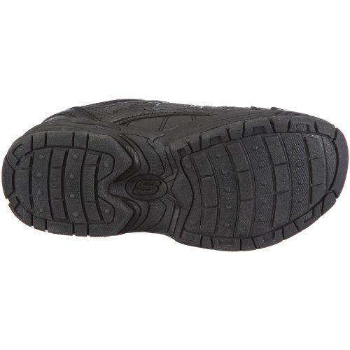 Skechers Good Sports Sanction 998009L BBK - Zapatillas para niño Negro