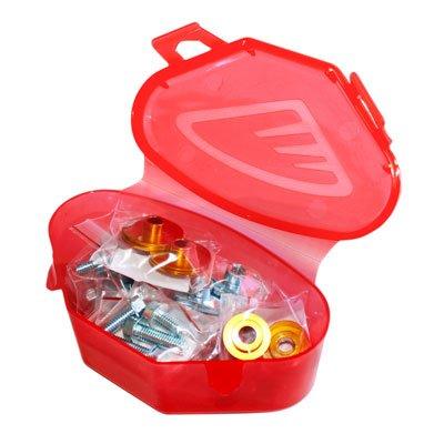 Cycra Kit Plastic (09-12 HONDA CRF450R: Cycra Body Plastic Fastener Set)