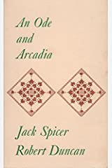 An Ode and Arcadia Paperback