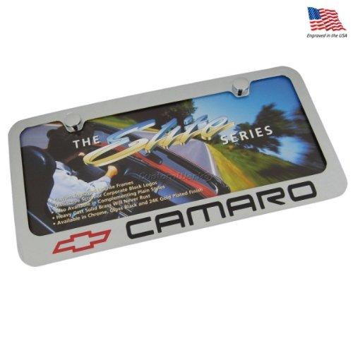 camaro lisences plate - 4