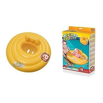 lively moments Baby Asiento/Asiento de Baño/Material para Natación/Flotador Aprox. 69cm: Amazon.es: Juguetes y juegos