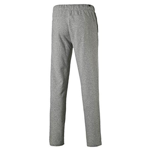 Puma da Pantaloni uomo Tr tuta Ess grigio Op della Pantaloni Grigio r8x0wOqYr