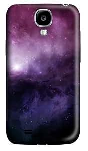 Illuminating The Dark Universe Custom Samsung Galaxy I9500/Samsung Galaxy S4 Case Cover Polycarbonate 3D