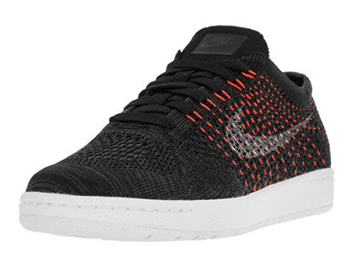 Galleon - Nike Women's Tennis Classic Ultra Flyknit Black/White/Anthracite  Tennis Shoe 8 Women US