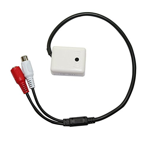 HUACAM HAS04 Sensitive Microphone Surveillance product image
