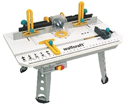 wolfcraft 6146404-404 Router Table 490: Amazon co uk: DIY & Tools