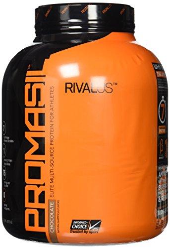 Rivalus Promasil Elite Multi-Source Protein, Chocolate, 5 Pound