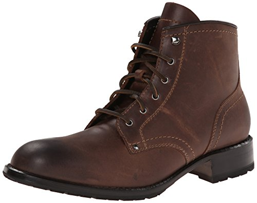 Cole Haan Men's Wayne Lug Engineer Boot,T.Moro,9 M US (Cole Haan Lace Boot compare prices)