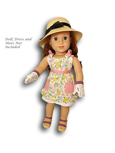 American Girl GOTY 2019 Blaire Wilson Blaires Garden Accessories for 18-Inch Dolls (Doll not Included)