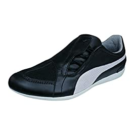 PUMA Zing Mesh Womens Leather Trainers/Shoes