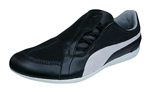 Zing Puma Black Mesh zapato Con Cordones Para Mujer Zapatilla BdzdwCq