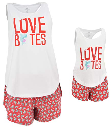 UB Girls Love Bites Mommy and Me Valentine's Day Outfit (7) Red -