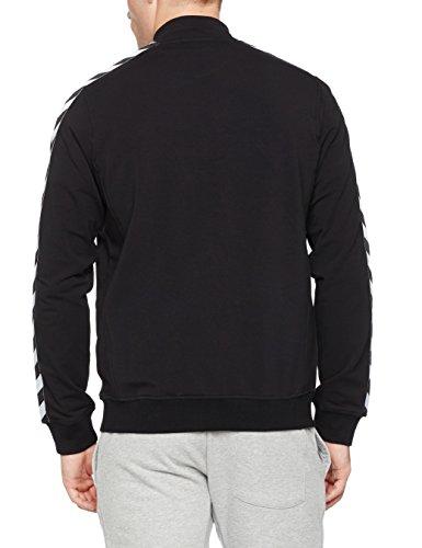 Hummel Jacket Bee Uomo Classic Giacca Zip Black Aage qfrn1TFq