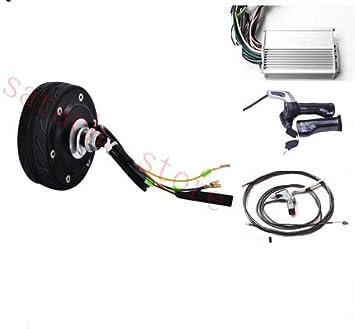 4 pulgadas 150 W 36 V y scooter eje de la rueda del motor Motor eléctrico