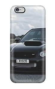 Cynthaskey Iphone 6 Plus Hybrid Tpu Case Cover Silicon Bumper Subaru Wrx Sti 33