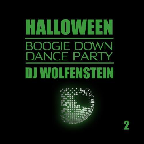 Halloween Boogie Down Dance Party (Halloween Boogie Song)