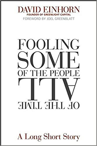 Book Fooling Some of the People All of the Time: A Long Short Story
