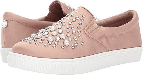 Steve Madden Women's Glandi Blush Satin 8 M - Blush Satin Footwear
