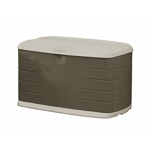 - Rubbermaid 73 gal. Medium Deck Box with Seat