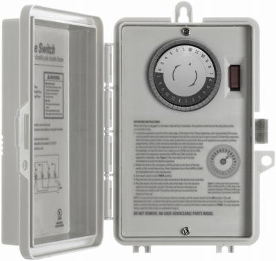 Jasco Products 15207 Water Heater Timer