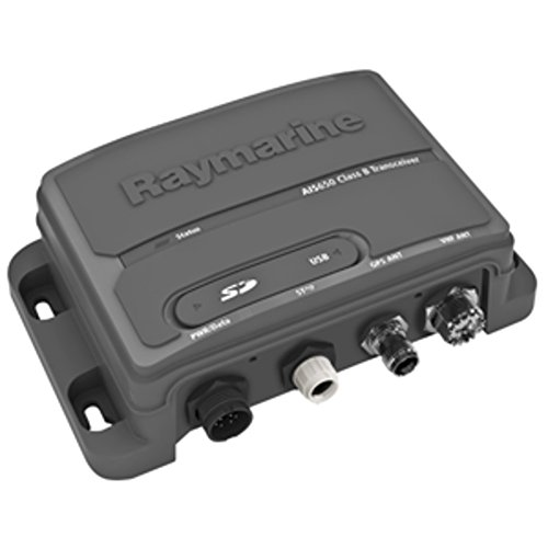 Raymarine AIS650 Class B Transceiver - Includes Programming Fee Marine , Boating Equipment