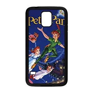 Peter Pan Samsung Galaxy S5 Cell Phone Case Black yyfabd-011467