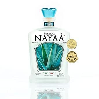 Mezcal Nayaa Weber 750 ml
