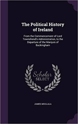 political history of ireland