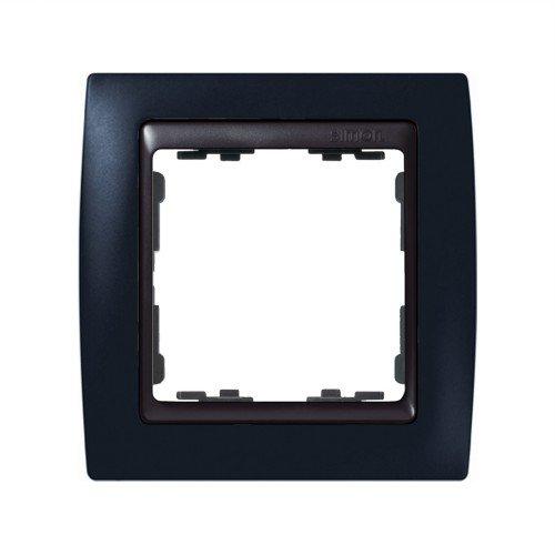 Simon - 82812-32 marco 1elem s-82 negro grafito Ref. 6558232001 M133546