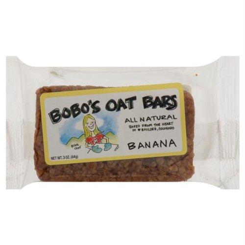 BoBo's Oat Bars All Natural Bar Banana - 3 oz