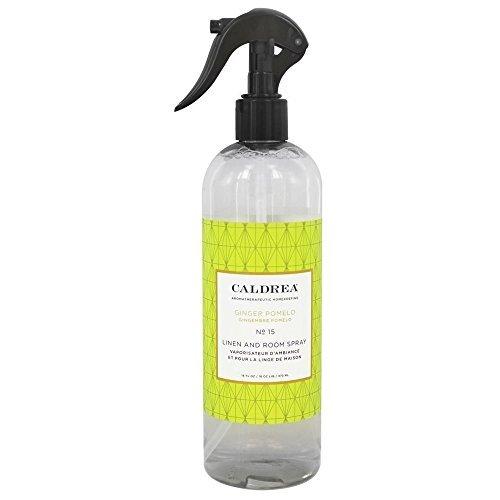 Ginger Pomelo Linen Room Spray ()