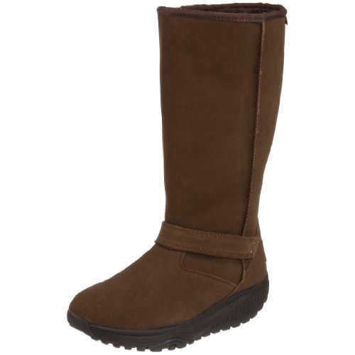 Skechers Womens Shape Ups XF-Avalanche Boot,Chocolate,10 ...