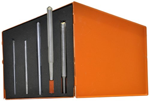 Carbide Tipped Die Drill (KnKut Performance 5KK9 Hard Steel Set - 5 Piece)