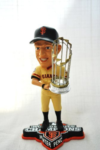 - Hunter Pence #8 San Francisco Giants World Series Champions Bobblehead 2012