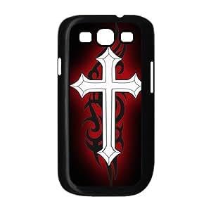 Custom Cross Back Cover Case for SamSung Galaxy S3 I9300 JNS3-107
