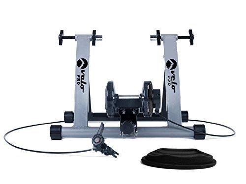 Velo Pro Magnétique Turbo Trainer - Variable Resistance Trainer Vélo Intérieur pour Route & Montagne Bicyclettes - 6 Cycle Gear Résistances product image