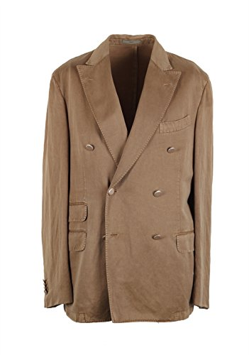 cl-boglioli-double-breasted-coat-sport-coat-size-52-42r-us-cotton-linen