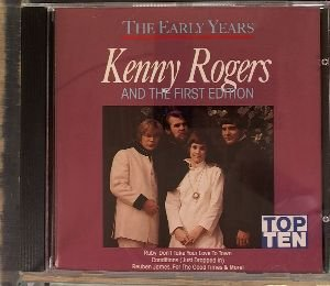 Kenny Rogers & First Edition - Early Years - Amazon.com Music