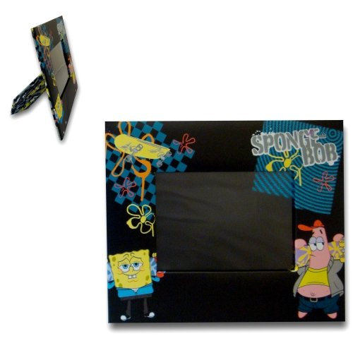 Mega Brands Spongebob Squarepants Decoration Character Photo Frame
