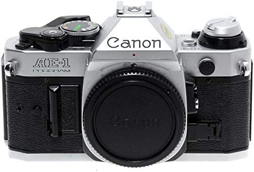 Canon Ae-1 Program, Cámara Reflex a Protector con Obturador ...