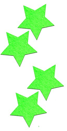 Edc Costumes Ideas (PETITES: TWO-PAIR OF SMALL GLOWING STAR NIPPLE PASTIES)