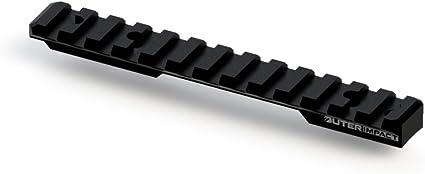 Outerimpact Howa Mini Action Picatinny Rail with 20 MOA