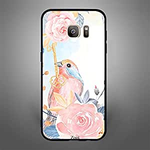 Samsung Galaxy S7 Edge Love Parrot