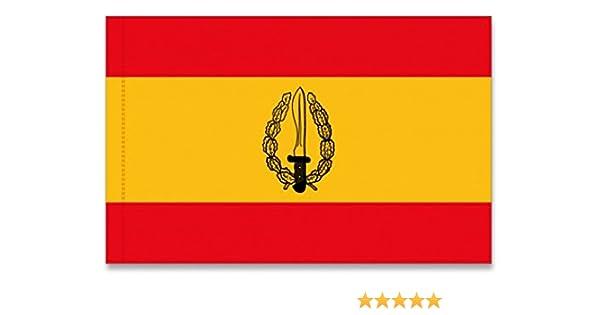 M.ALBAINOX - Bandera españa c.o.e.: Amazon.es: Productos para mascotas